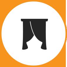 ניקוי וילונות